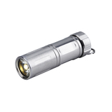 MK-S 130 Lumens USB Rechargeable Keychain Flashlight