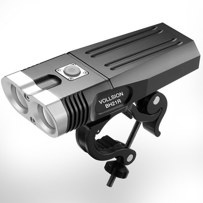 BH21R 1500 Lumens USB Rechargeable Ultra-high Intensity Bike Light